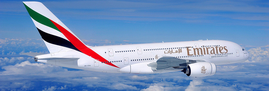 Emirates avio karte