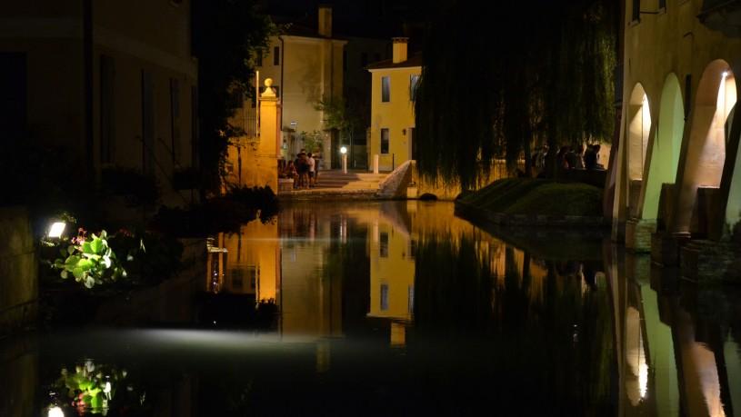 Trevizo by night