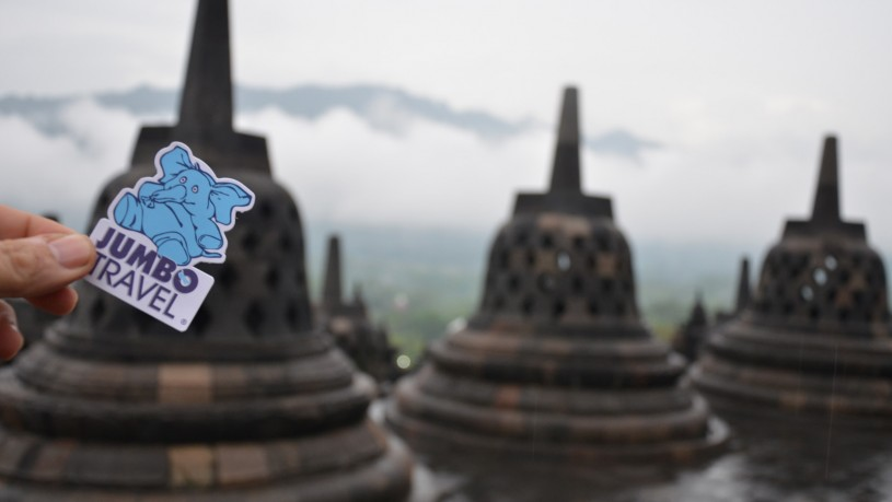 Borobudur Indonezija