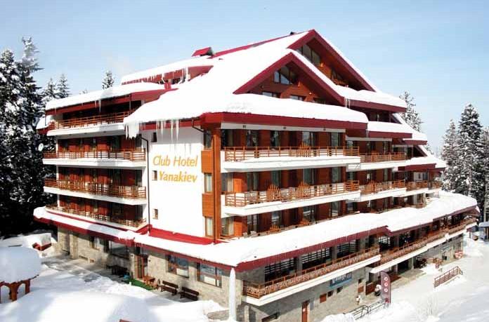 Hotel - Yankiev - spolja