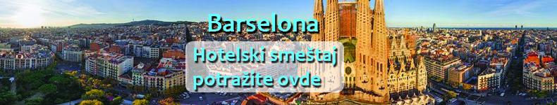 Najjeftinija avio karta za Barselonu