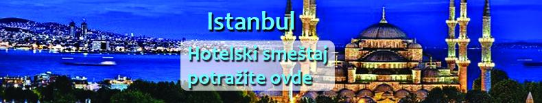 direktan let za Istanbul