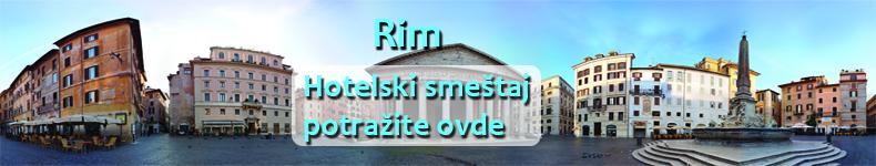 Beograd Rim direktni letovi