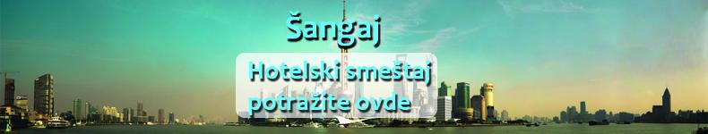 Cena avio karte za Sangaj