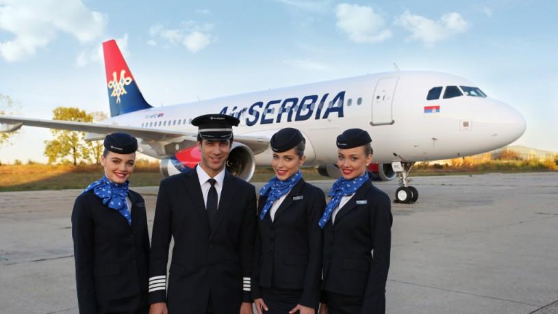 Avionske Karte Air Serbia.Air Serbia Avio Karte Beograd Hamburg Jumbo Travel