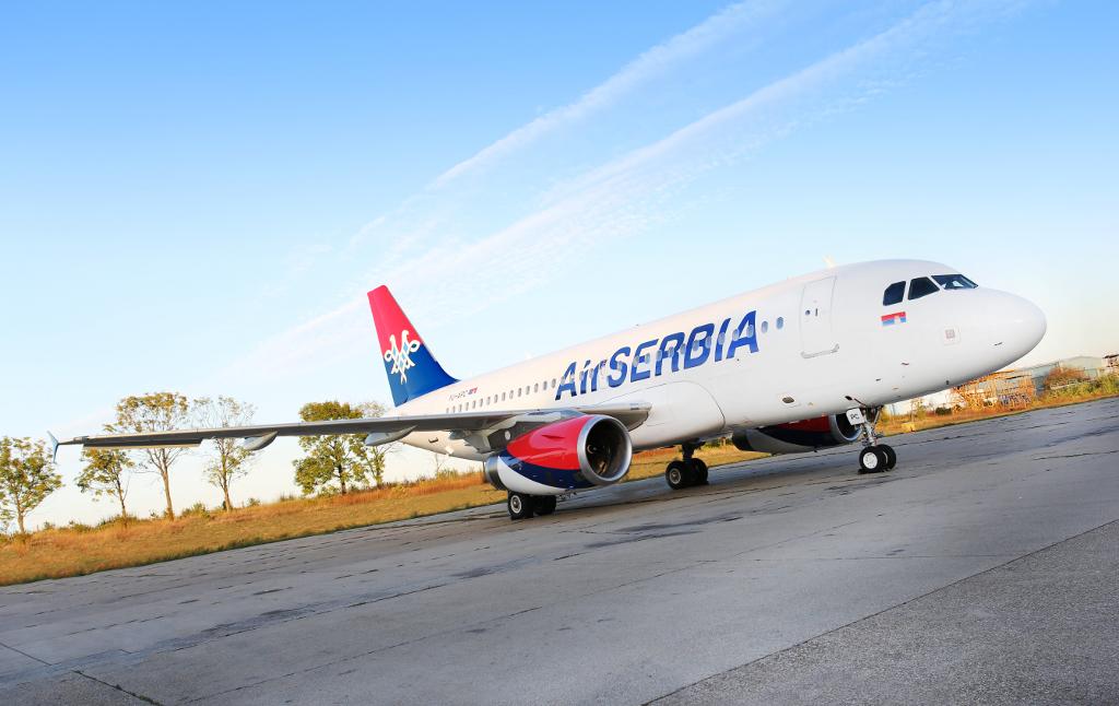 Air Serbia pojačava saobraćaj prema Ruskoj Federaciji