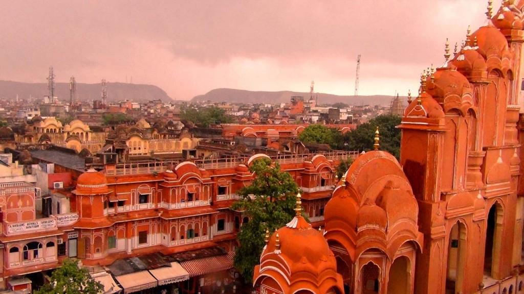 Najživopisniji gradovi - Uzbudljiva eksplozija boja Jaipur-1024x576