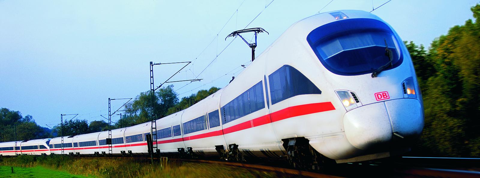 Deutsche Bahn Jumbo Travel