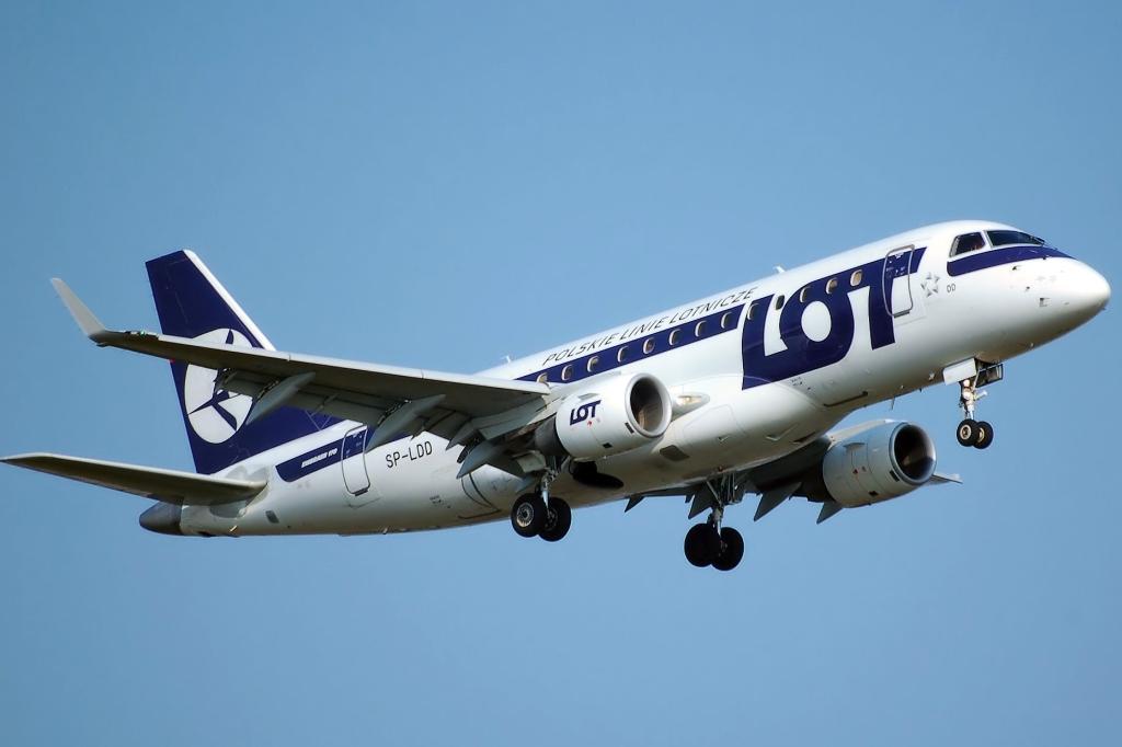 LOT će leteti za Podgoricu, Skoplje i Tiranu u zimskoj sezoni!