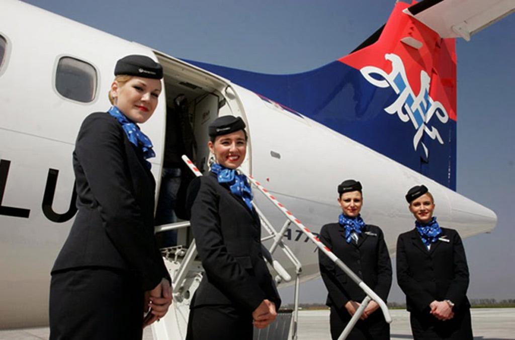 Air Serbia poletela za Ženevu