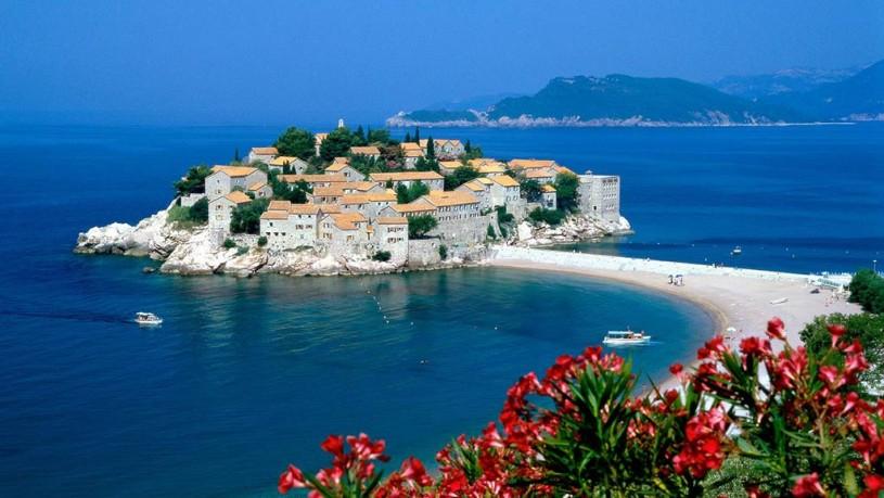 Crna Gora, Sveti Stefan