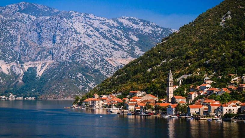 Crna Gora - Boka kotorska,