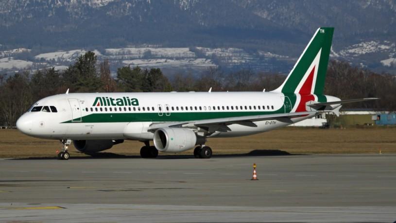 Alitalia avio karte Beograd Rim