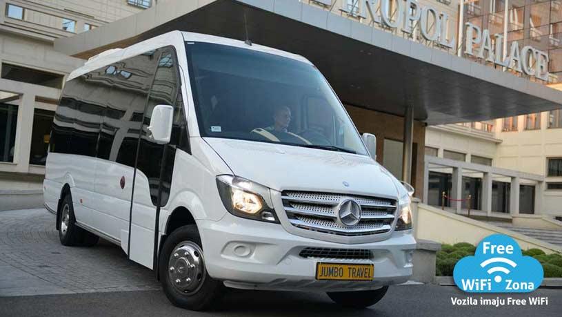 Lux prevoz putnika