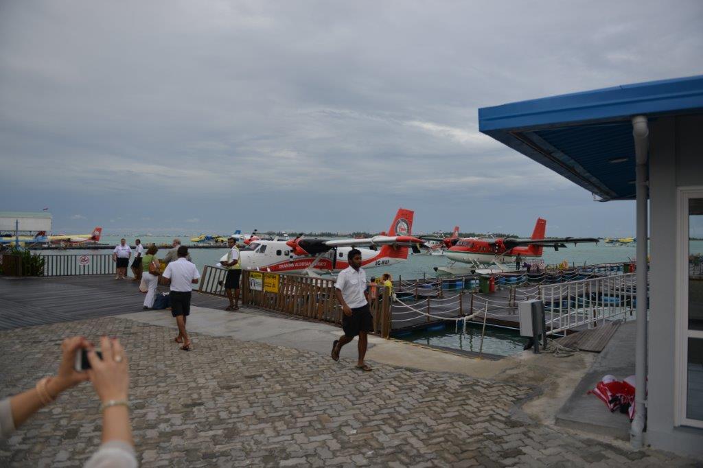 Maldivi aerodrom za hidro avione