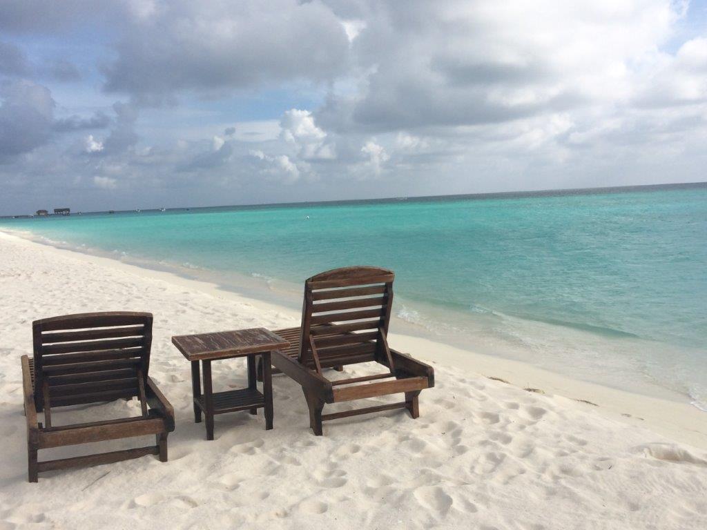 Maldivi odmor