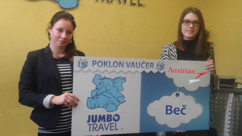 Austrian i Jumbo vas besplatno vode u Beč