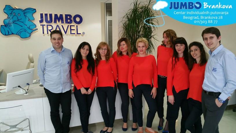 Nova Jumbo Travel poslovnica