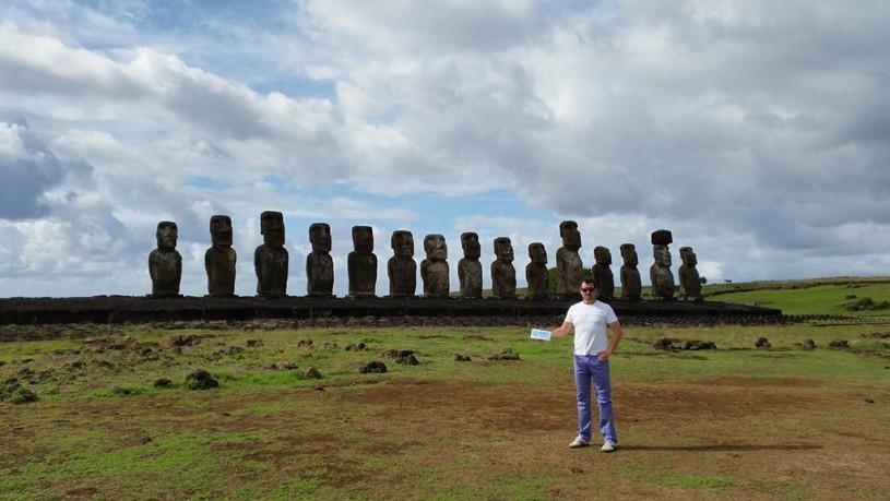 Uskršnje ostrvo, Easter Island, Jumbo Travel