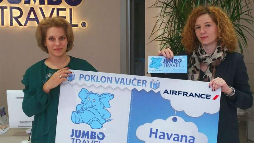 Besplatne avio karte za Havanu
