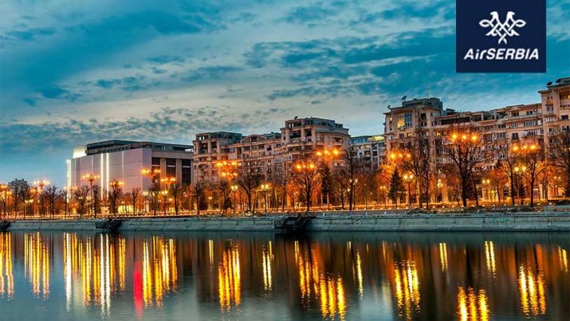 Povoljne avio karte Beograd Bukurešt