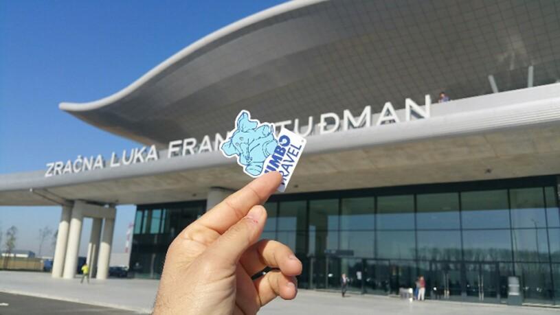 Jumbo Travel na otvaranju terminala u Zagrebu