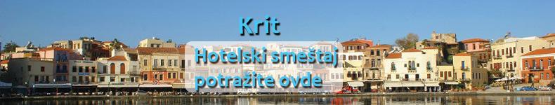 Povoljan hotelski smeštaj na Kritu