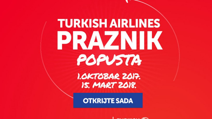 Avio Karte.Turkish Airlines Avio Karte Po Snizenim Cenama Jumbo Travel