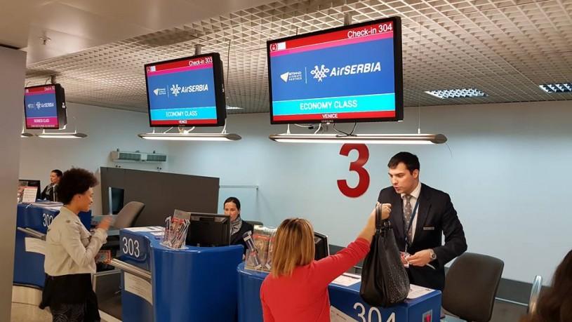 Direktni letovi Beograd Venecija