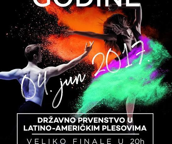 Državno prvenstvo u Latino američkim plesovima
