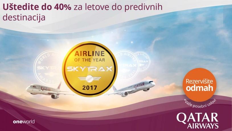 Jeftini Qatar Airways letovi