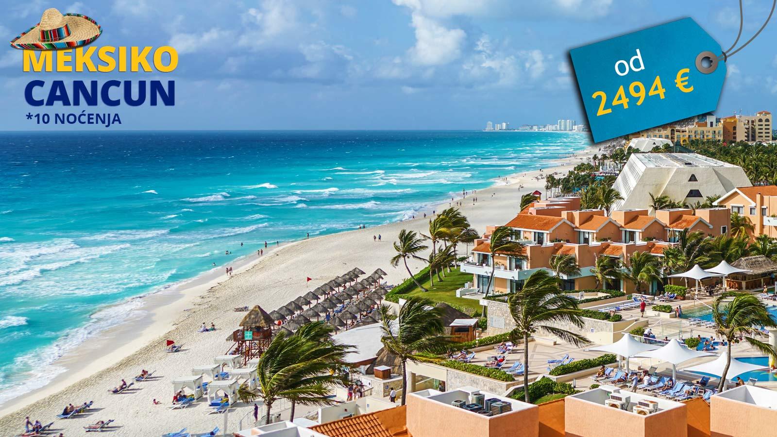 Meksiko-Cancun