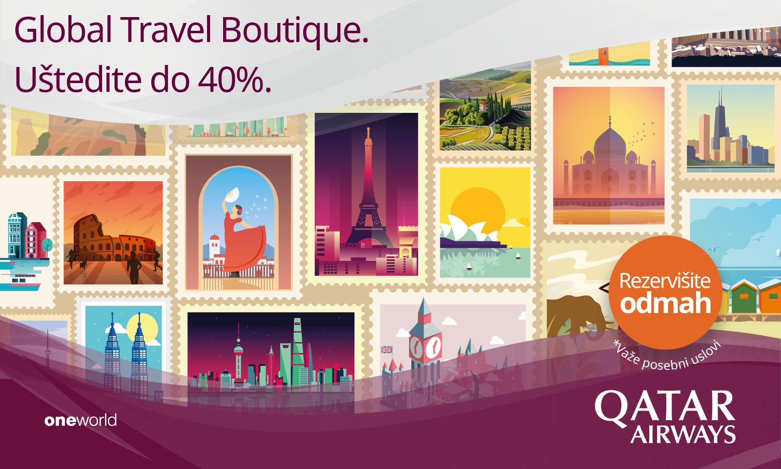 QATAR AIRWAYS GLOBAL TRAVEL BOUTIQUE