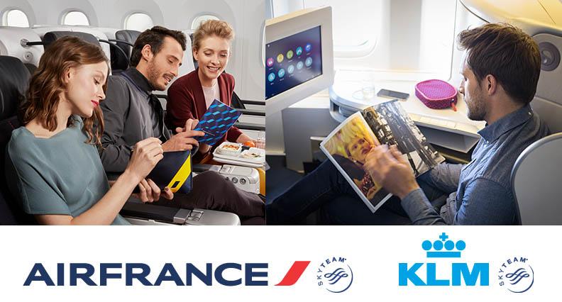 AirFrance-promocija