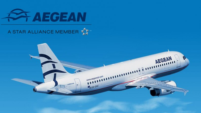 Aegean - Larnaka na promociji od 133 €