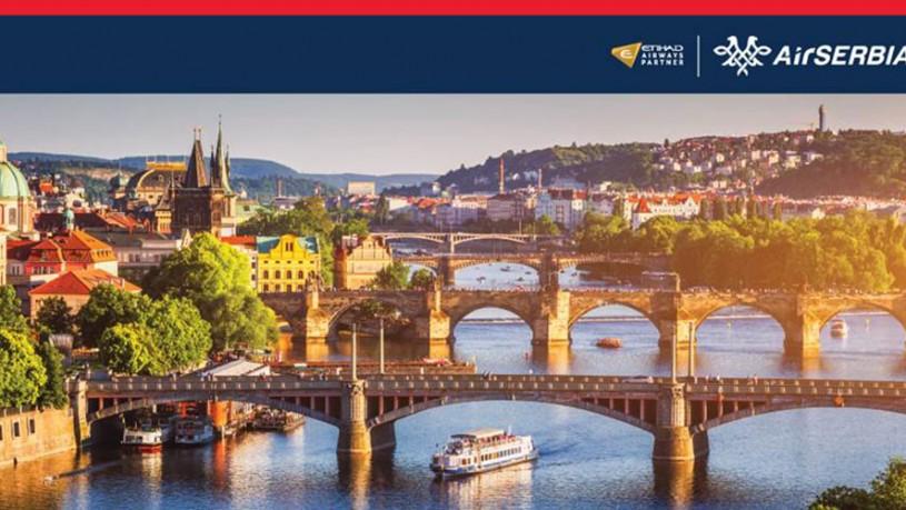 Air Serbia promotivna ponuda do Praga u biznis klasi