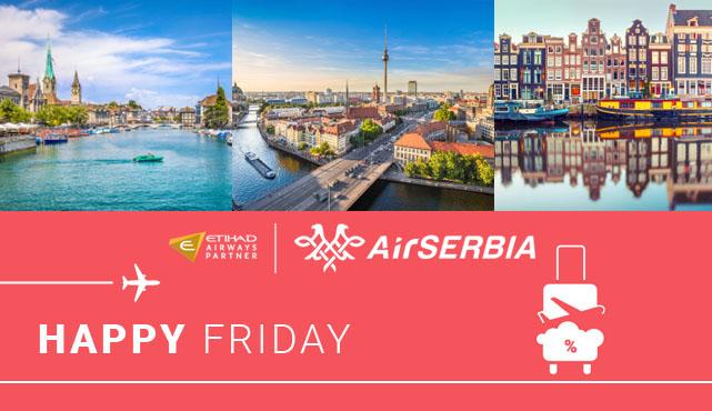 Avio Karta Berlin.Happy Friday Cirih Berlin I Amsterdam Jumbo Travel