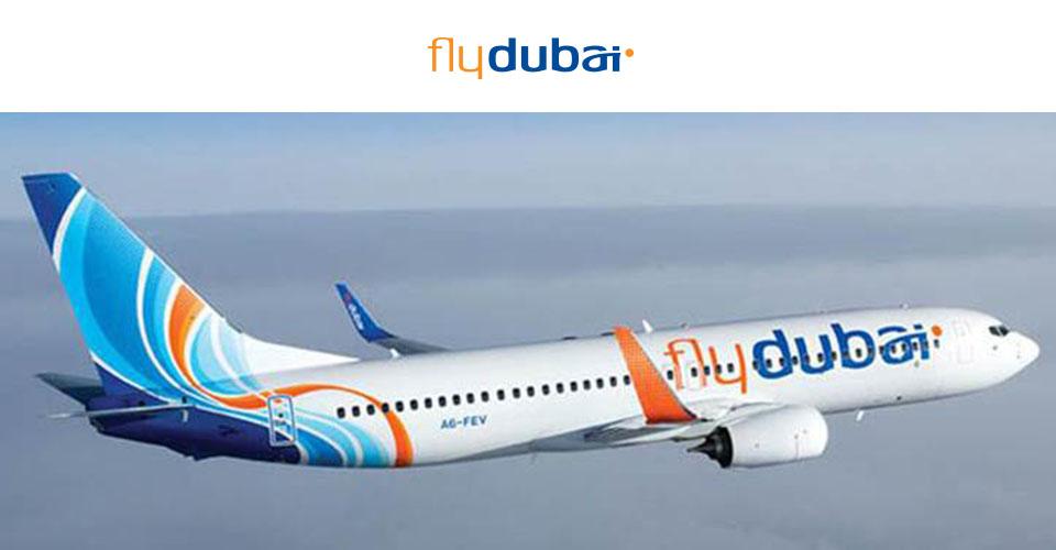 Fly Dubai započinje letove iz Dubaija ka Ljubljani