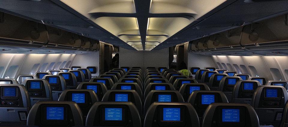 Da li je filter vazduha u avionu dovoljan ?