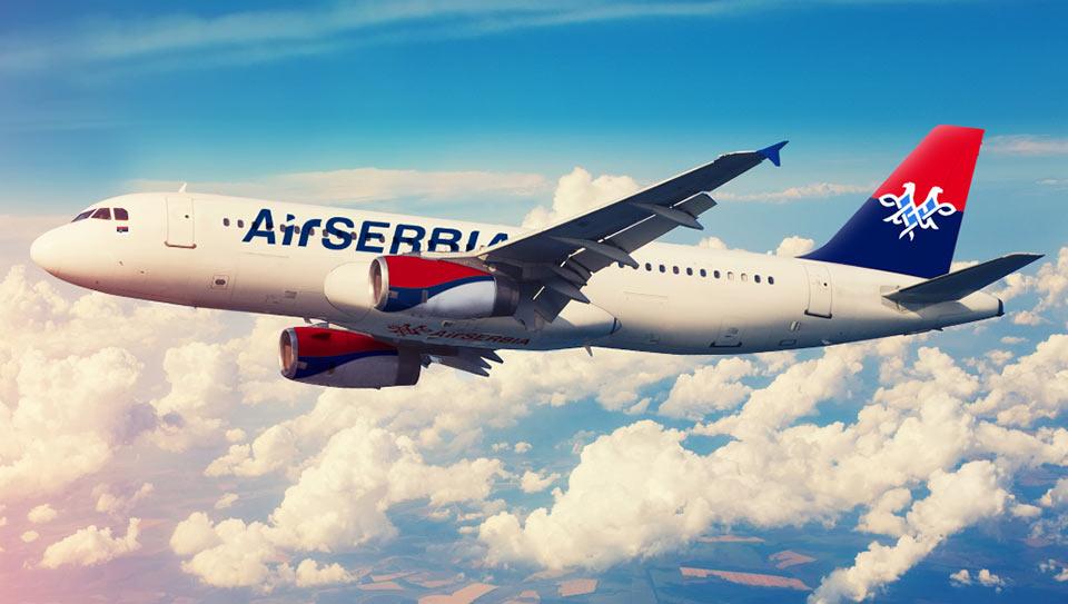 Air Serbia obnovila letove između Kraljeva i Beča
