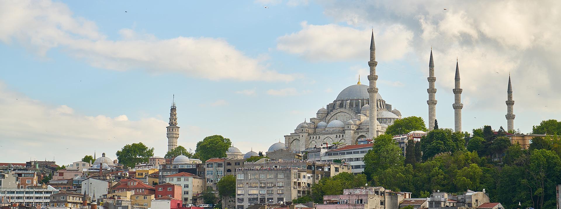 Istanbul - grad na dva kontinenta