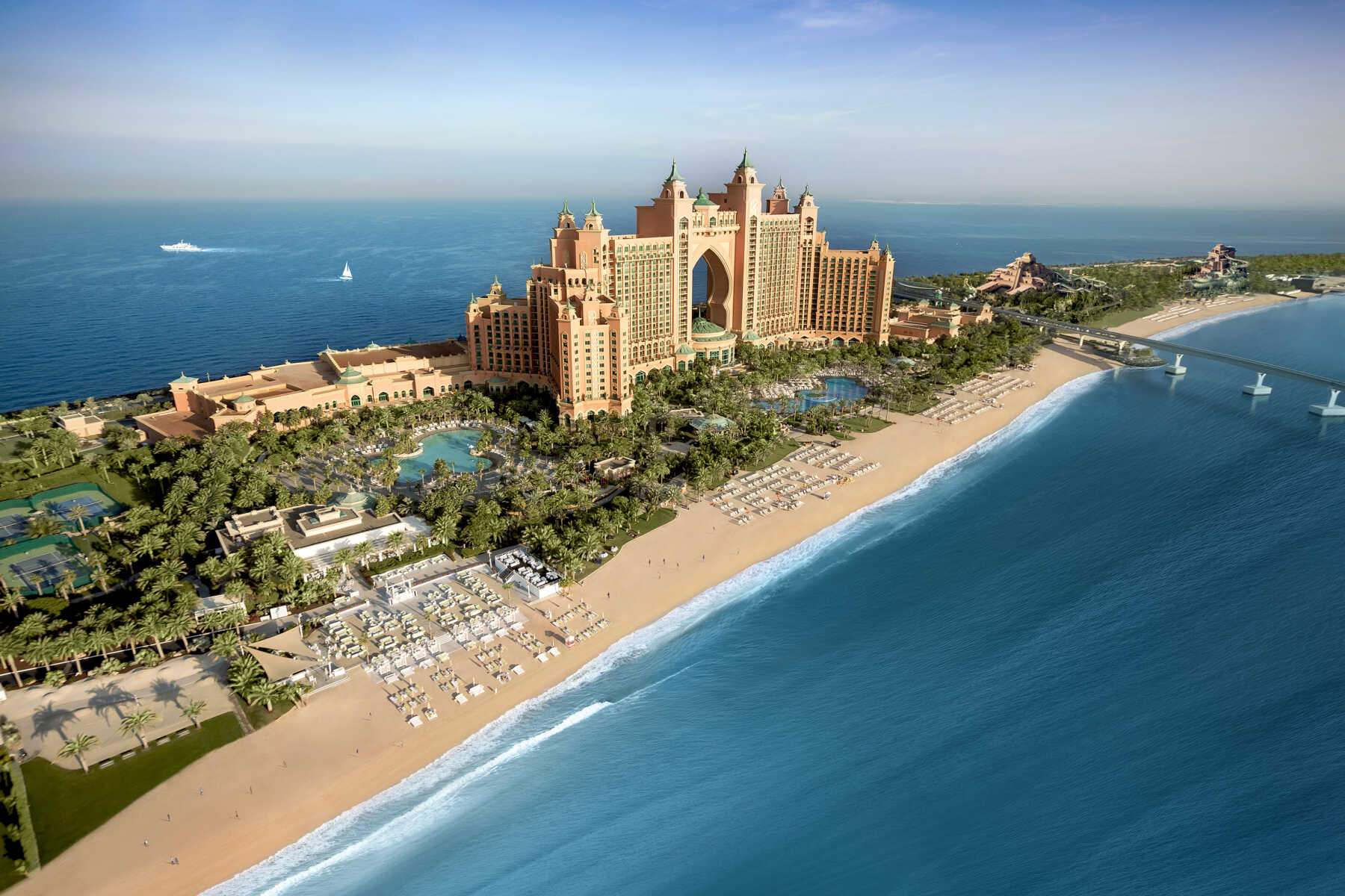 Atlantis The Palm Dubai 5* - Dubai paket aranžman