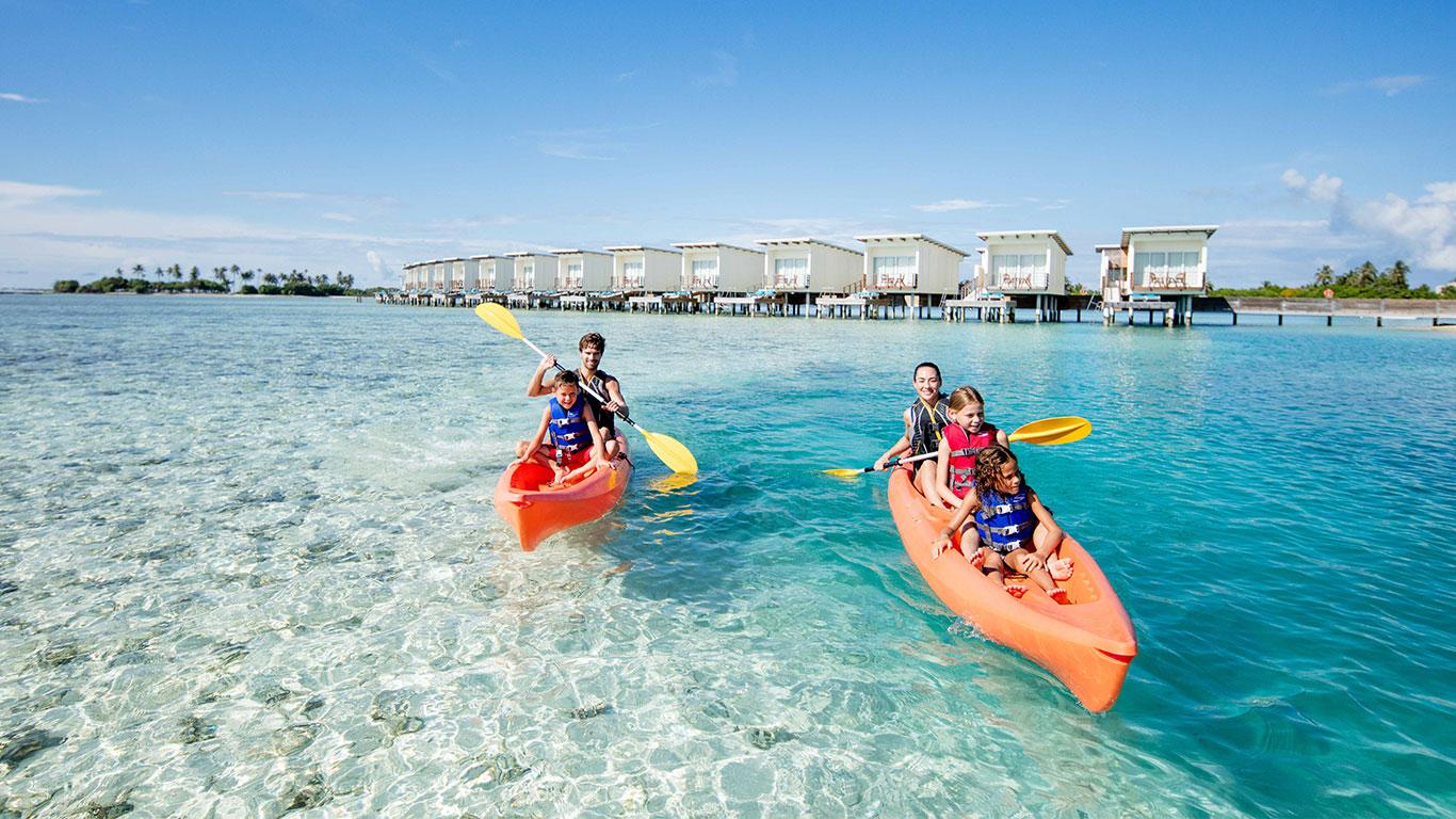 Tropske destinacije, Maldivi, the beach, daleke destinacije