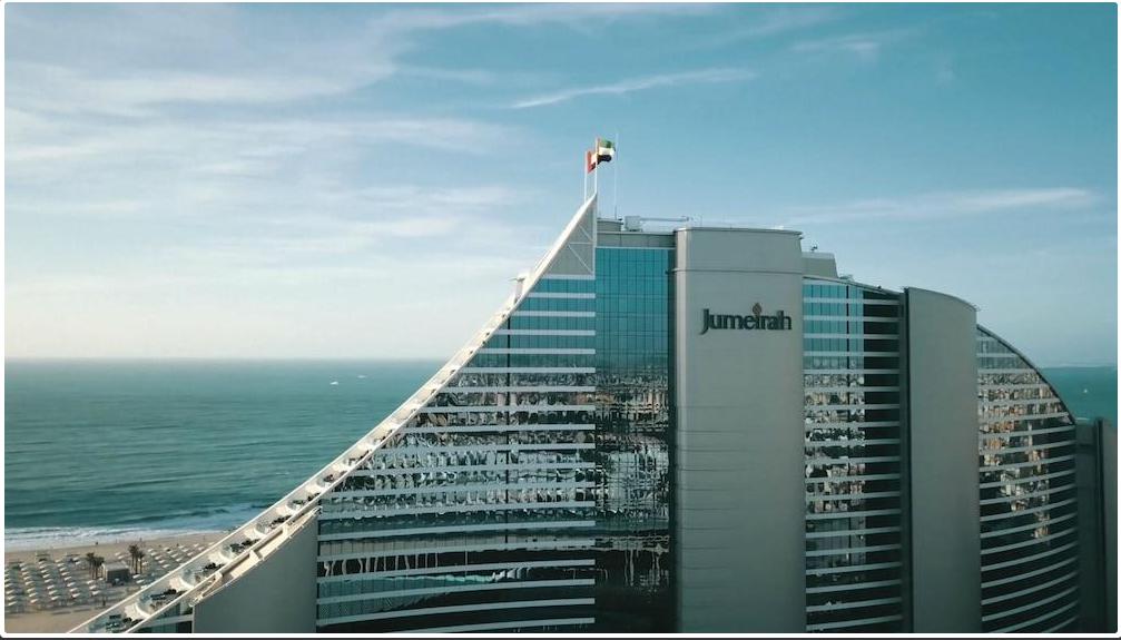 Jumeirah Beach Hotel Dubai 5* - Dubai paket aranžman