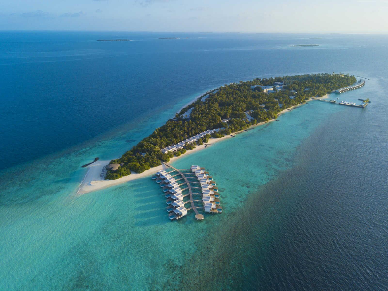 Tropske destinacije, Maldivi, Dhigali Maldivi, the beach, daleke destinacije