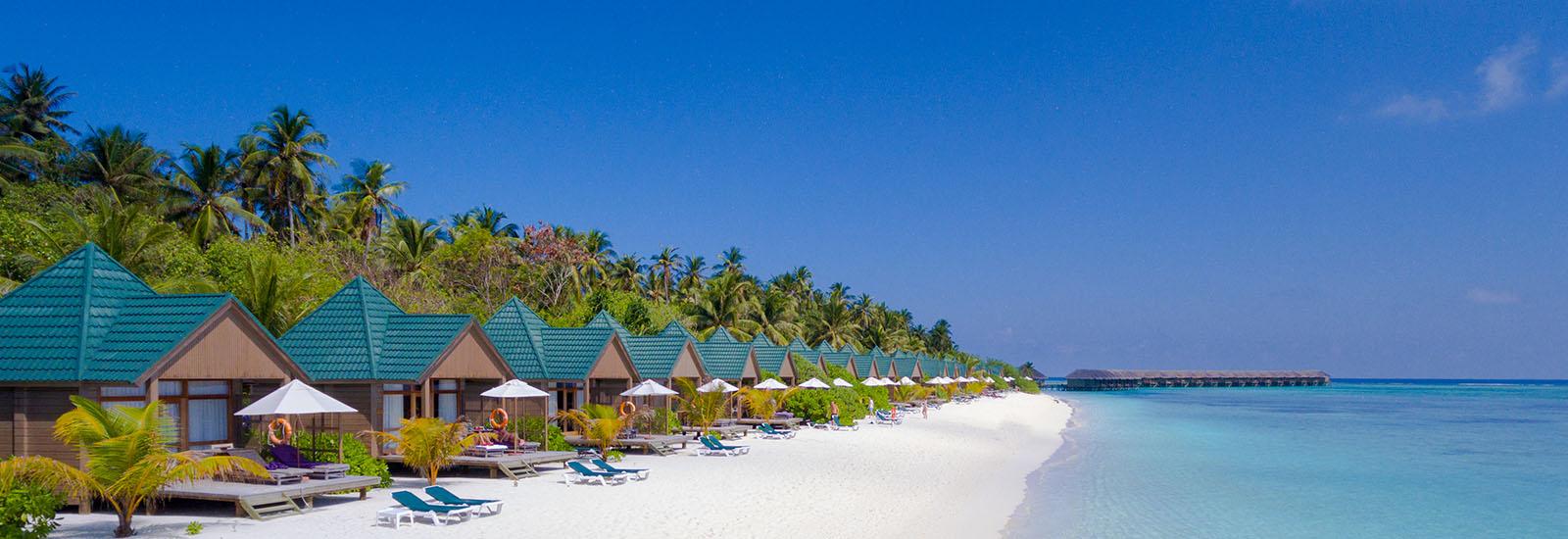 Meeru Island Resort and Spa - Maldivi paket aranžman