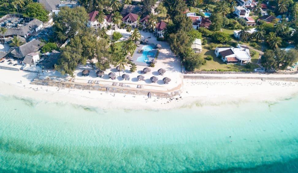 Tropske destinacije, Zanzibar, Smiles beach, the beach, daleke destinacije