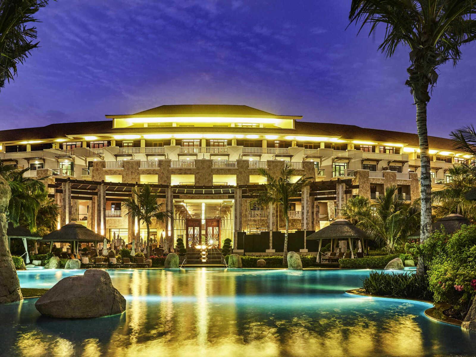 Sofitel Dubai The Palm Resort 5*-paket aranžman