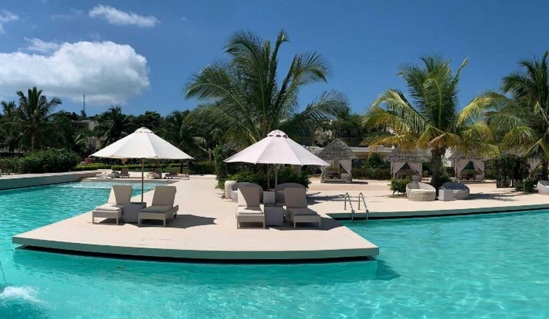 Gold Zanzibar Beach House & Spa 5*- paket aranžman