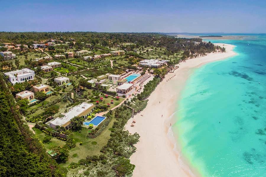 Riu Palace Zanzibar 5*-paket aranžman